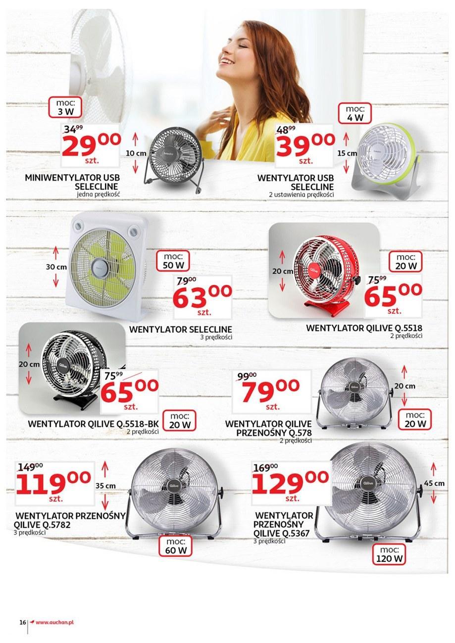 Gazetka promocyjna Auchan do 16/06/2018 str.15