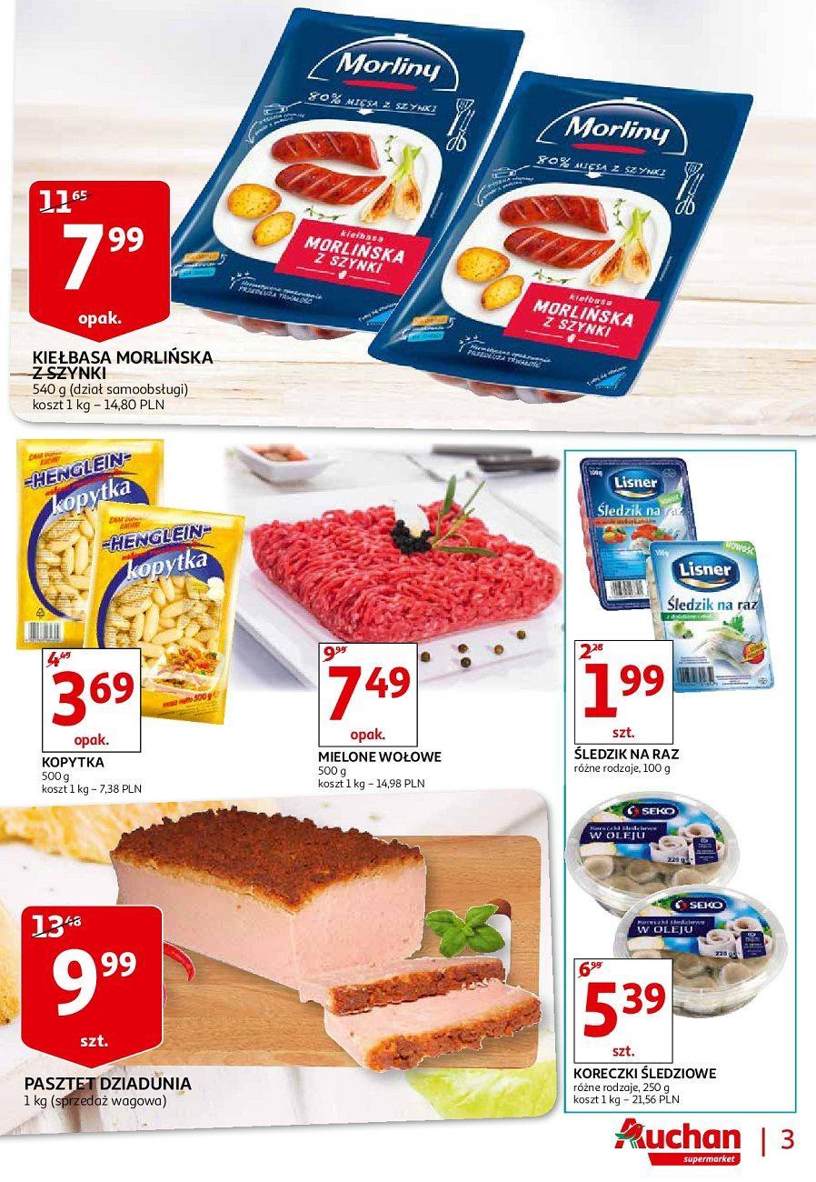 Gazetka promocyjna Auchan do 13/09/2018 str.2