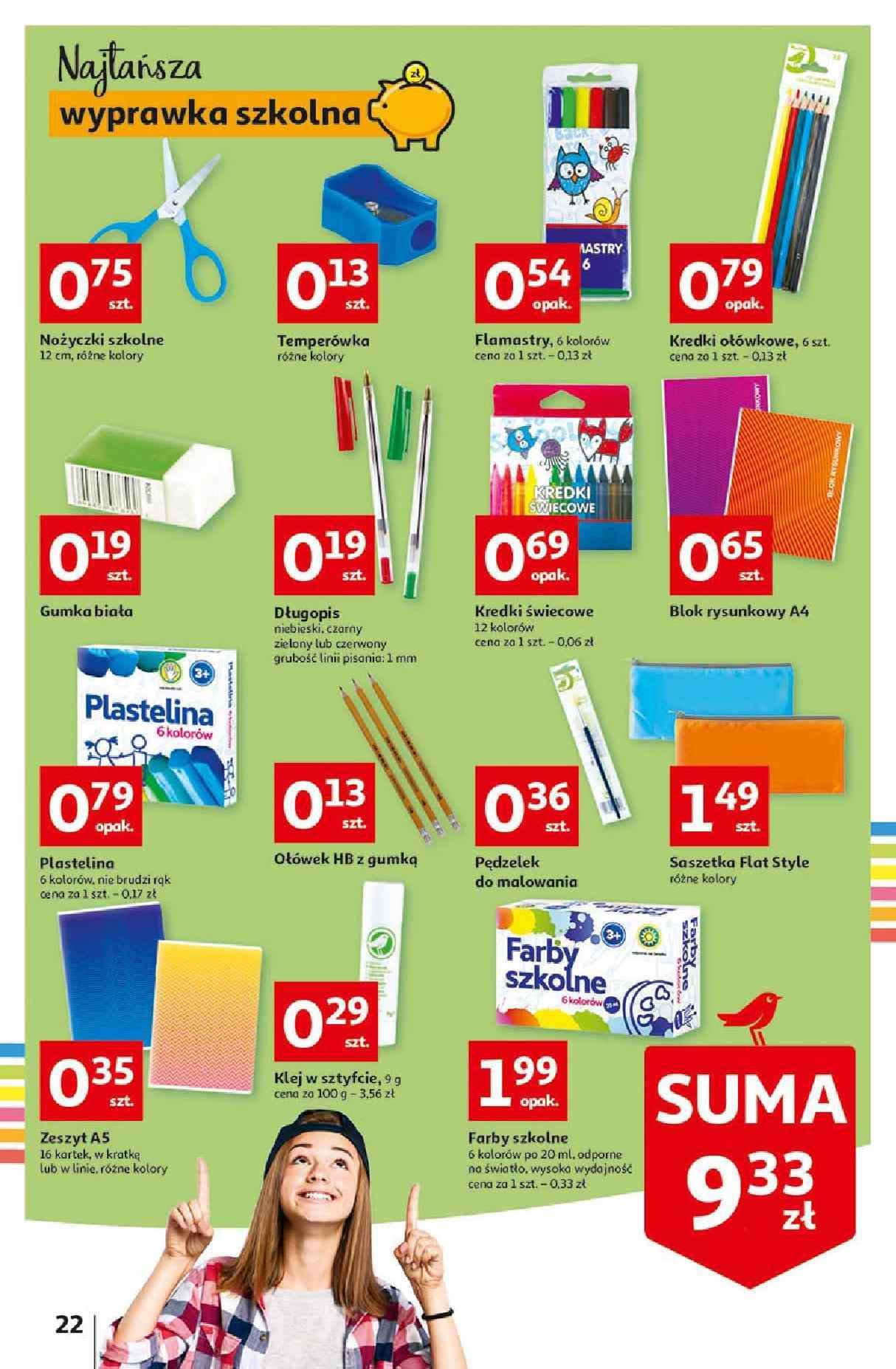 Gazetka promocyjna Auchan do 19/08/2020 str.21