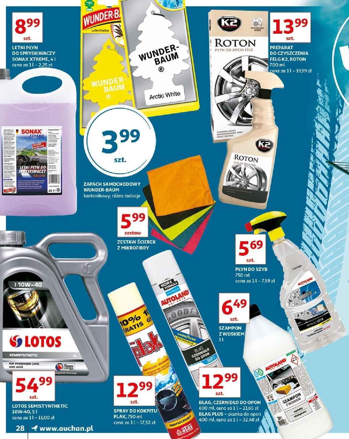 Gazetka promocyjna Auchan do 15/05/2019 str.28