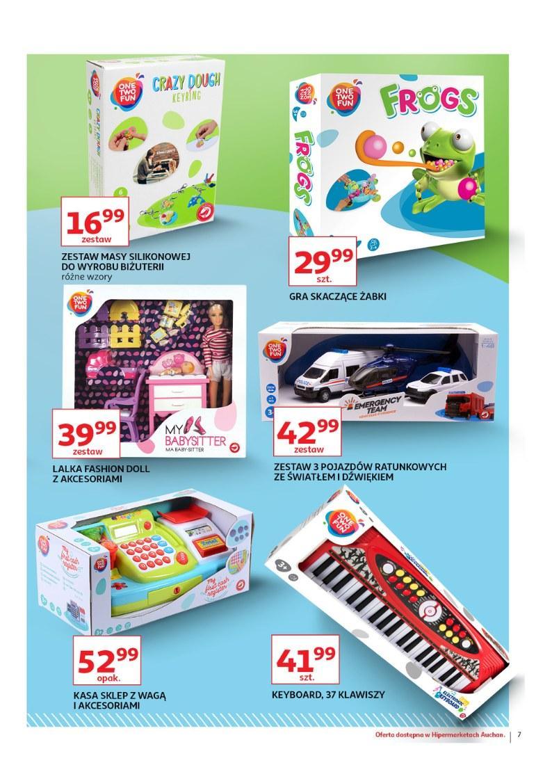 Gazetka promocyjna Auchan do 27/03/2019 str.7