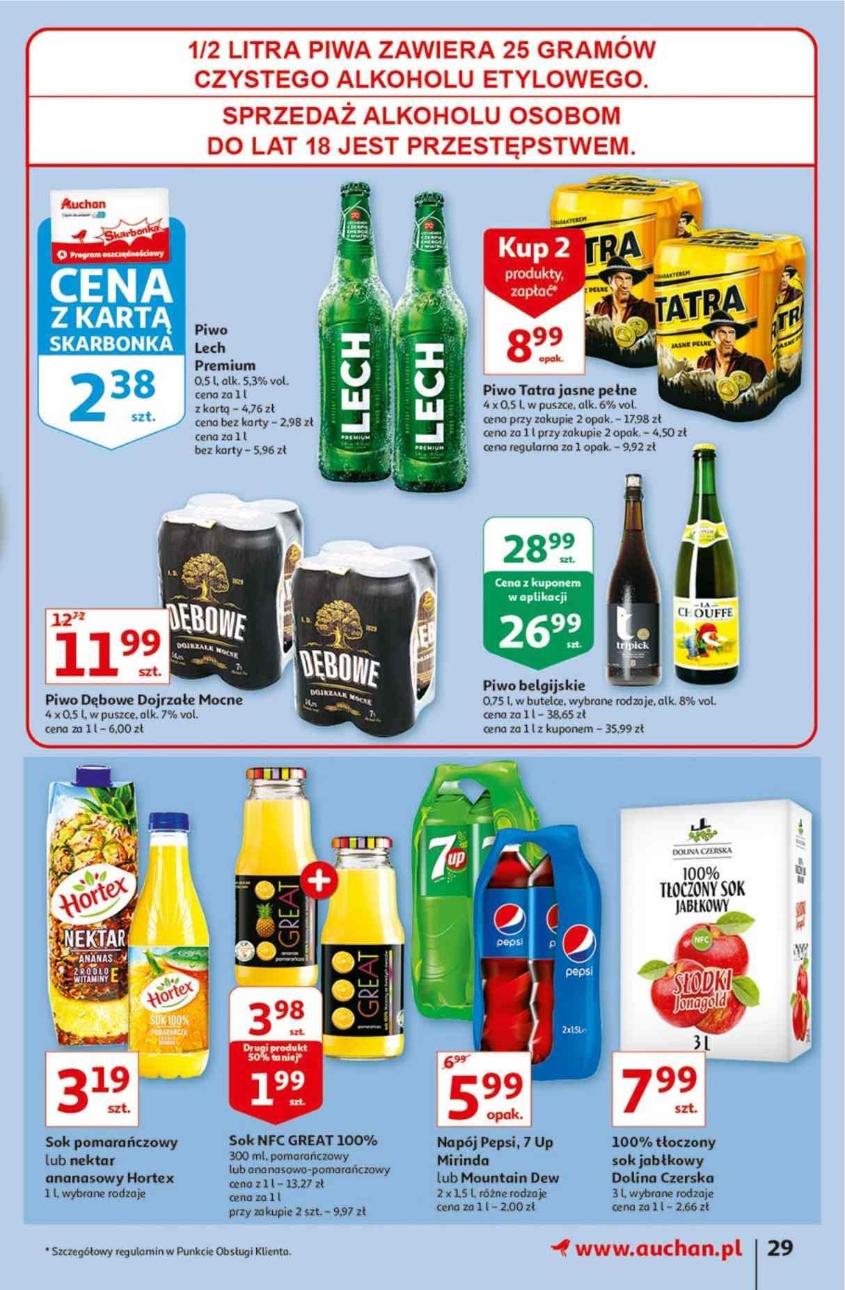 Gazetka promocyjna Auchan do 10/11/2020 str.28