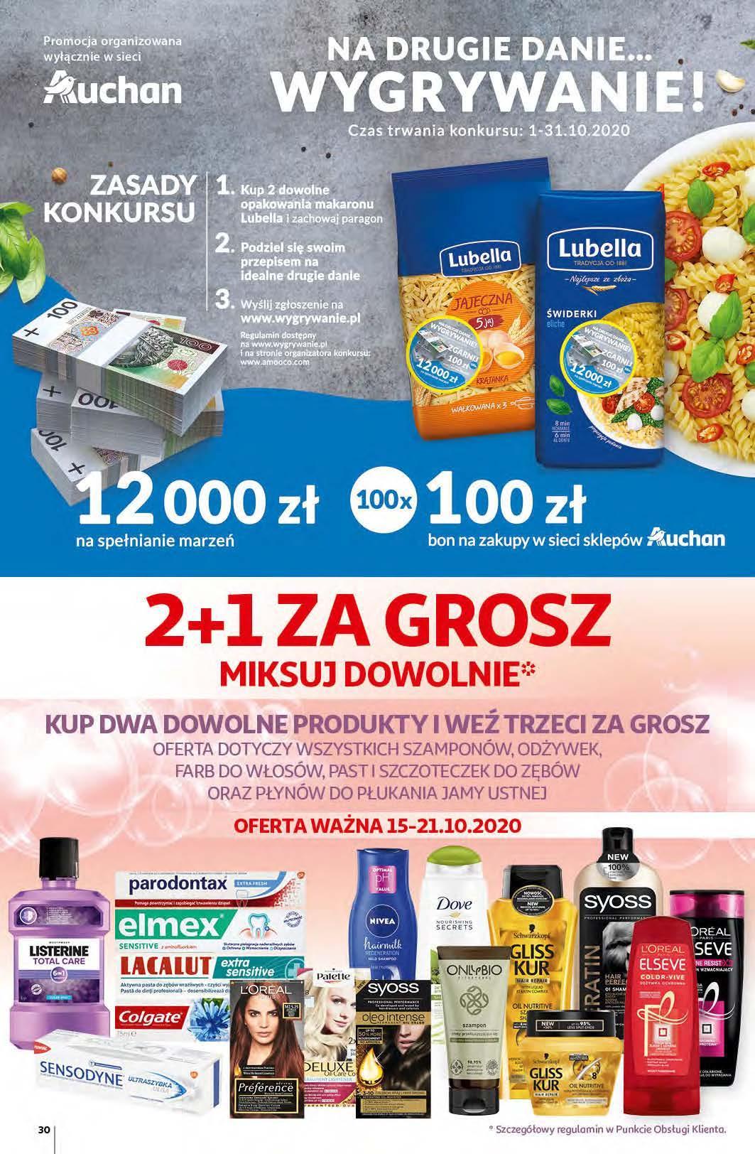 Gazetka promocyjna Auchan do 21/10/2020 str.29