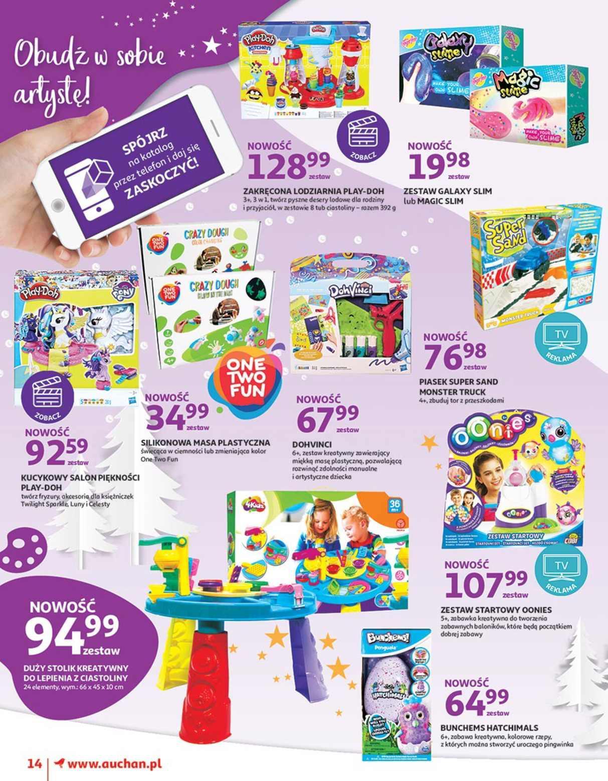 Gazetka promocyjna Auchan do 28/11/2018 str.14