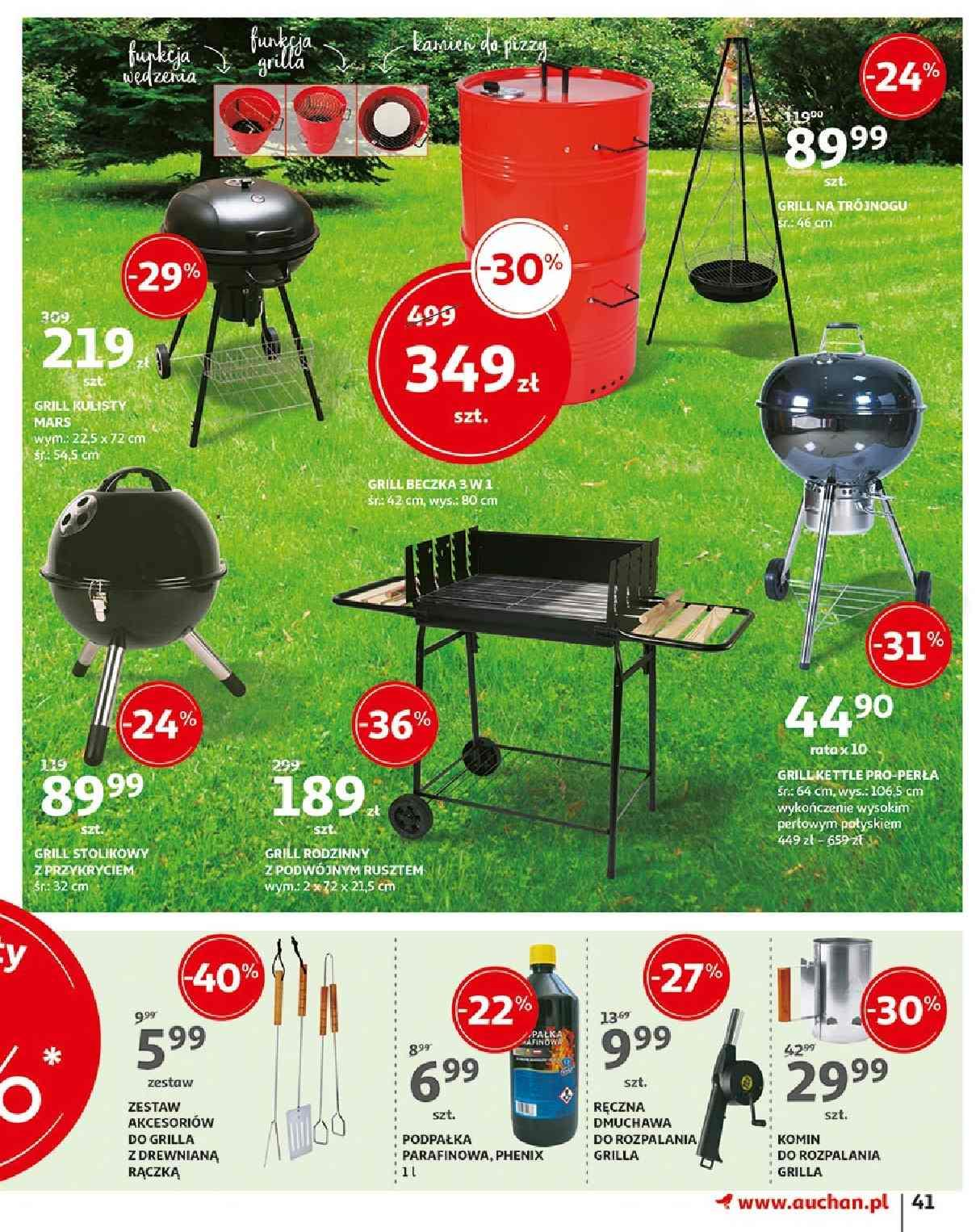 Gazetka promocyjna Auchan do 06/05/2019 str.40