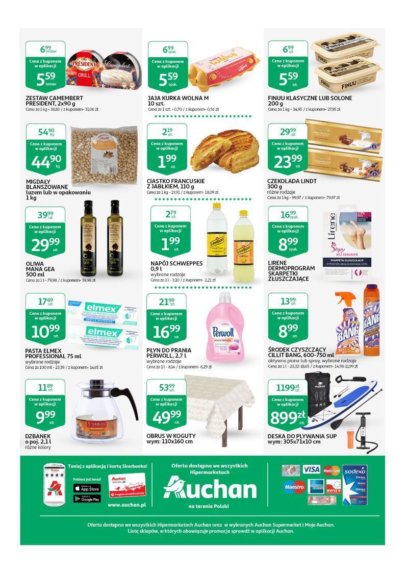 Gazetka promocyjna Auchan do 25/04/2019 str.1