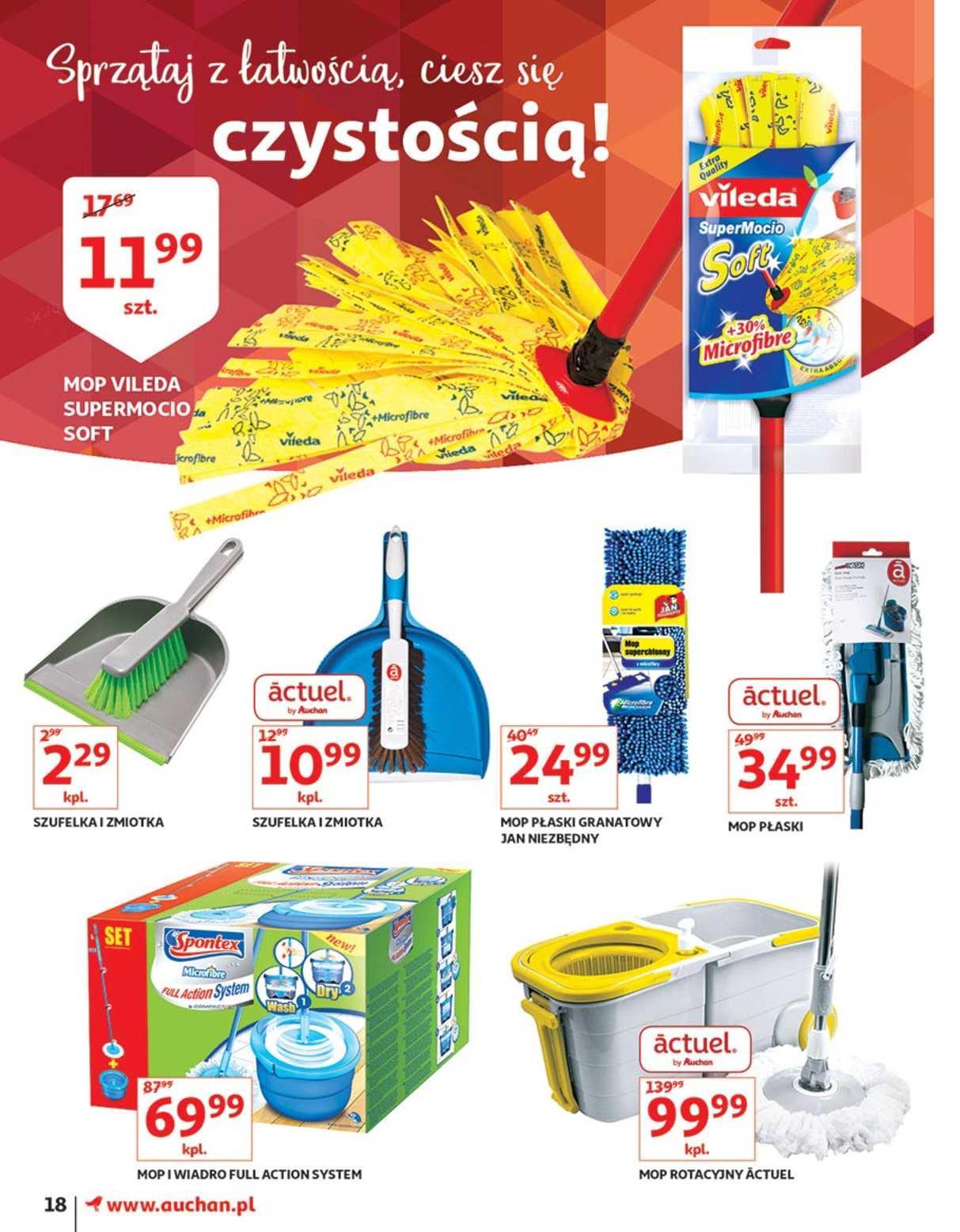 Gazetka promocyjna Auchan do 17/10/2018 str.17