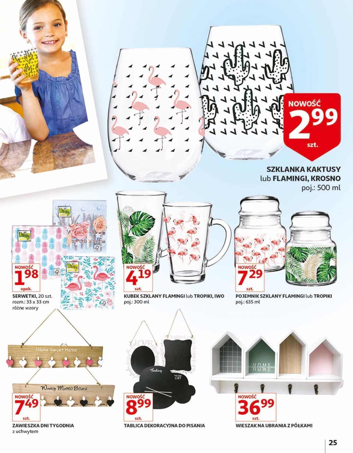 Gazetka promocyjna Auchan do 14/08/2018 str.25