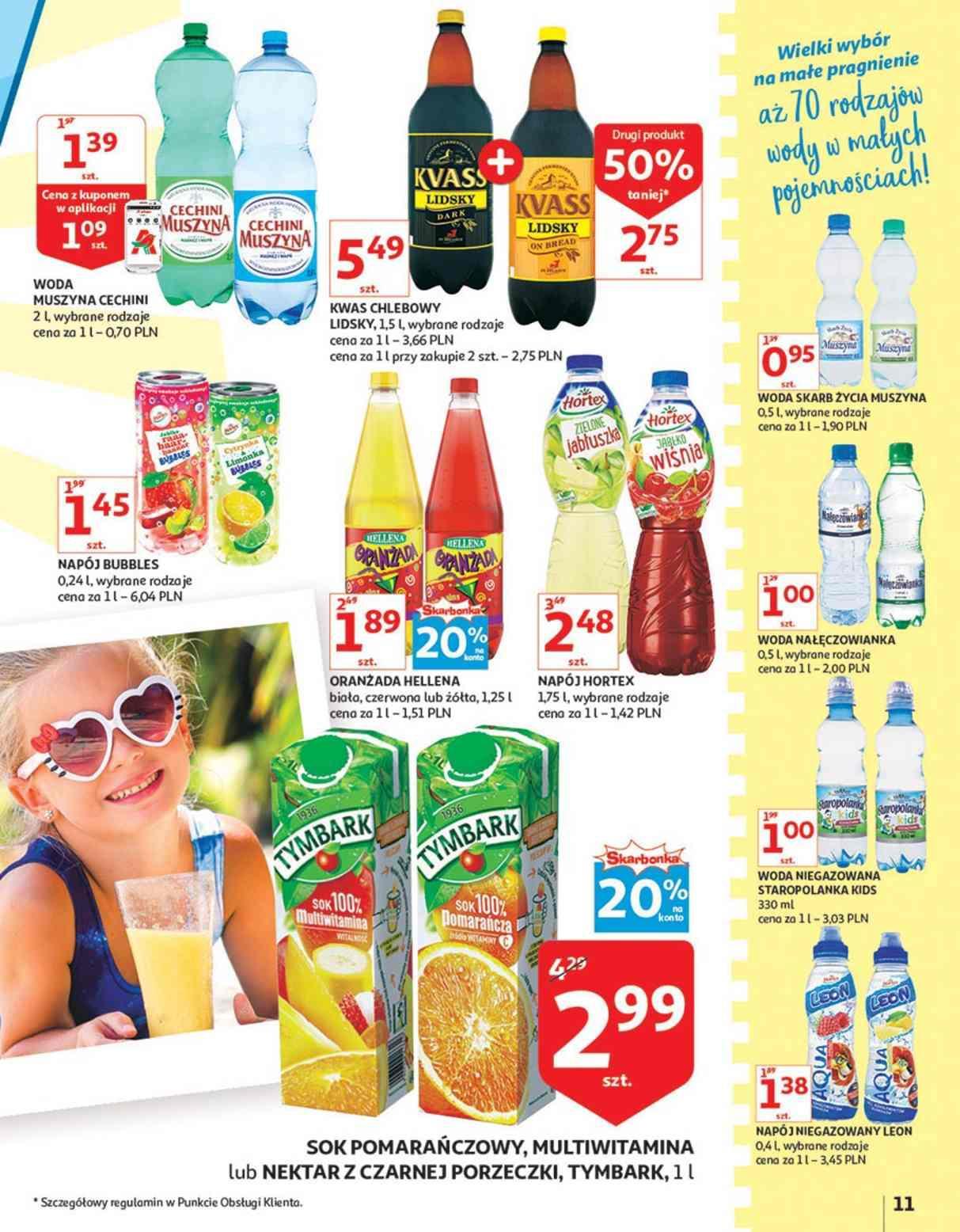 Gazetka promocyjna Auchan do 08/08/2018 str.10