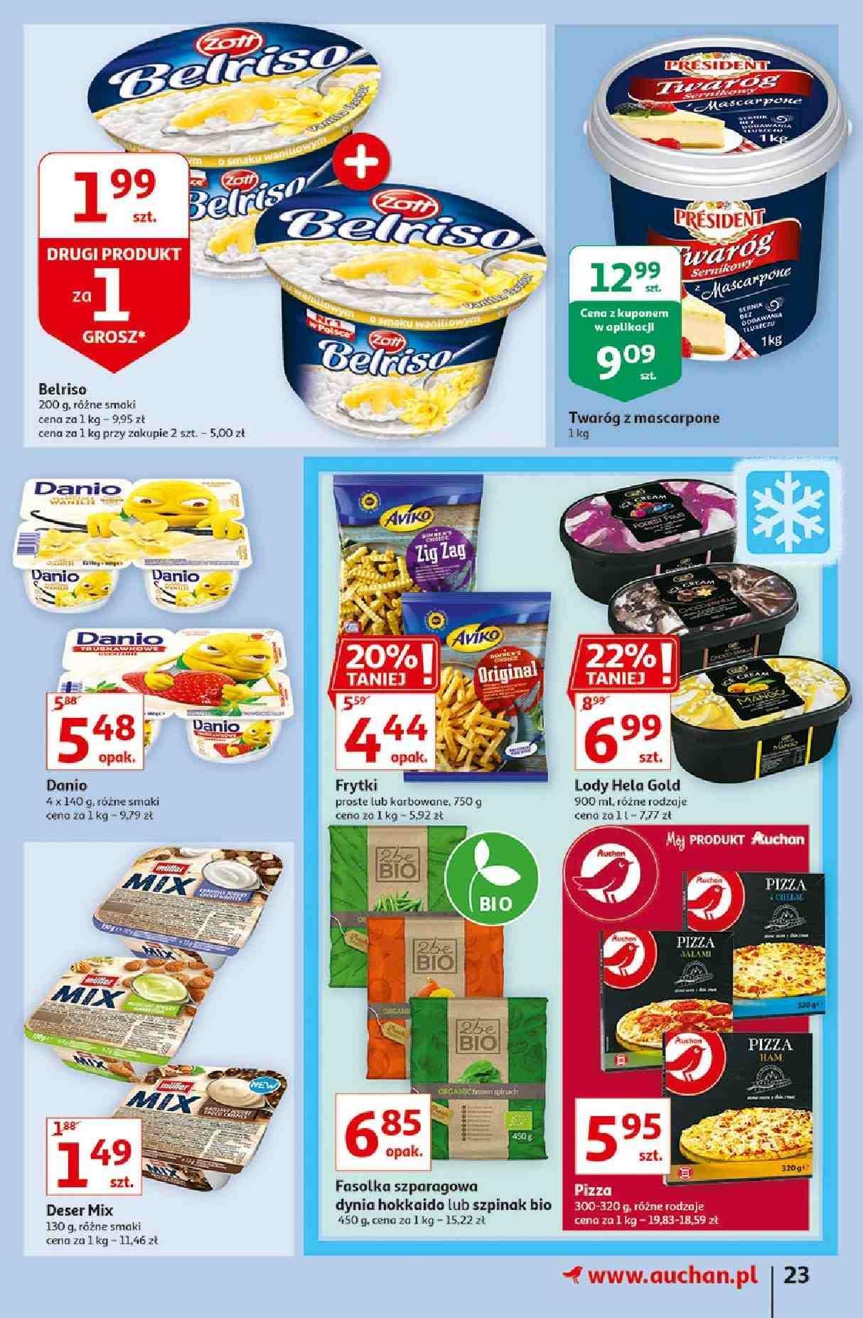Gazetka promocyjna Auchan do 03/09/2020 str.22