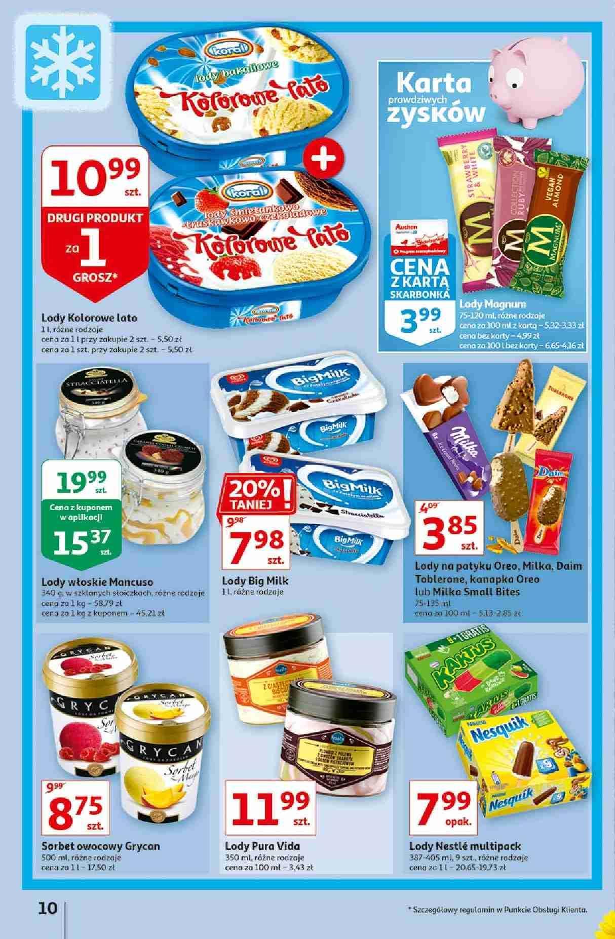 Gazetka promocyjna Auchan do 19/08/2020 str.9