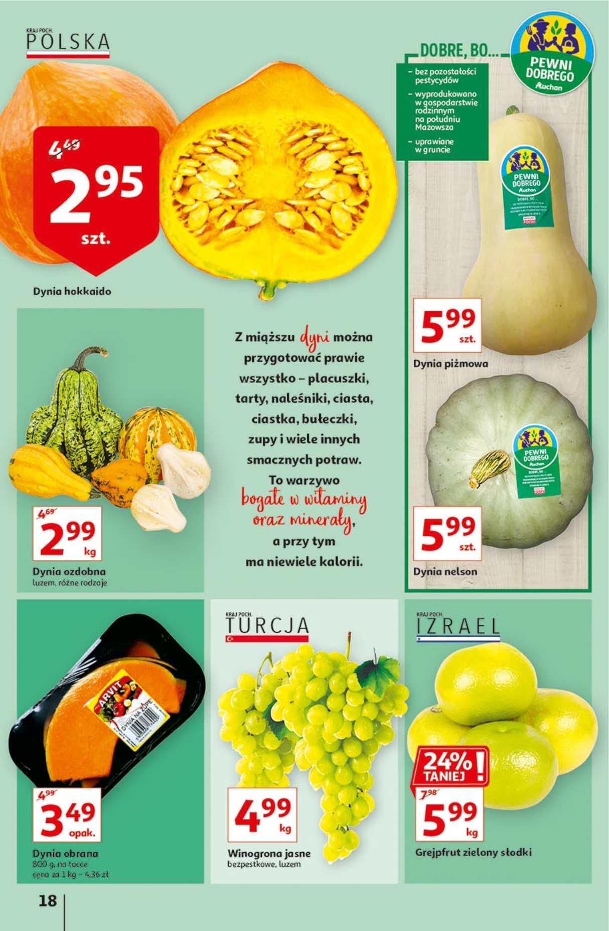 Gazetka promocyjna Auchan do 31/10/2020 str.17