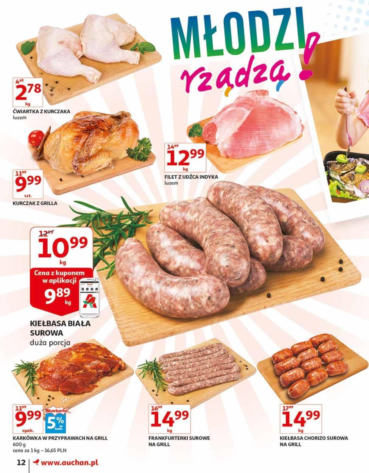 Gazetka promocyjna Auchan do 14/08/2018 str.12