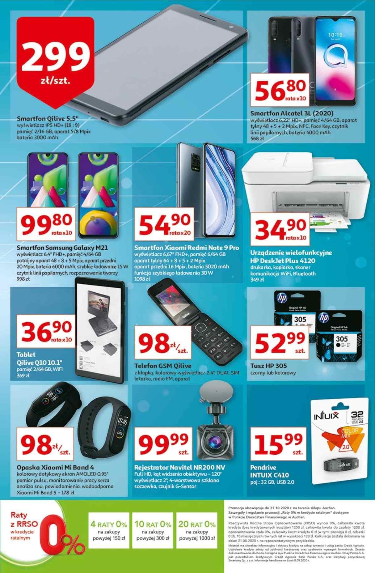 Gazetka promocyjna Auchan do 31/10/2020 str.26