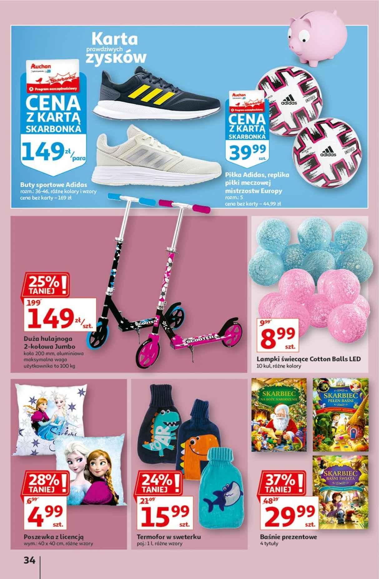 Gazetka promocyjna Auchan do 10/11/2020 str.33