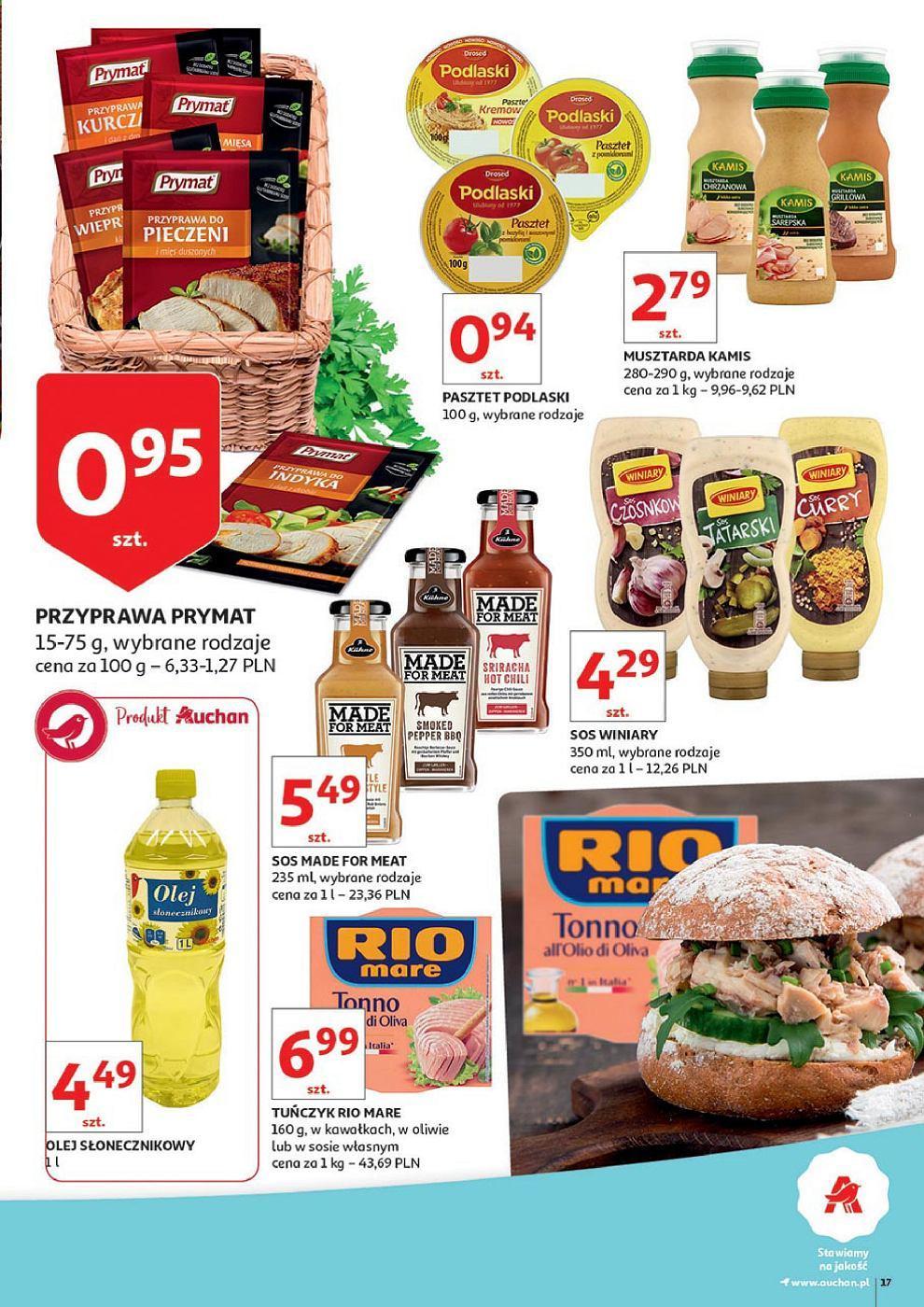 Gazetka promocyjna Auchan do 01/07/2018 str.16