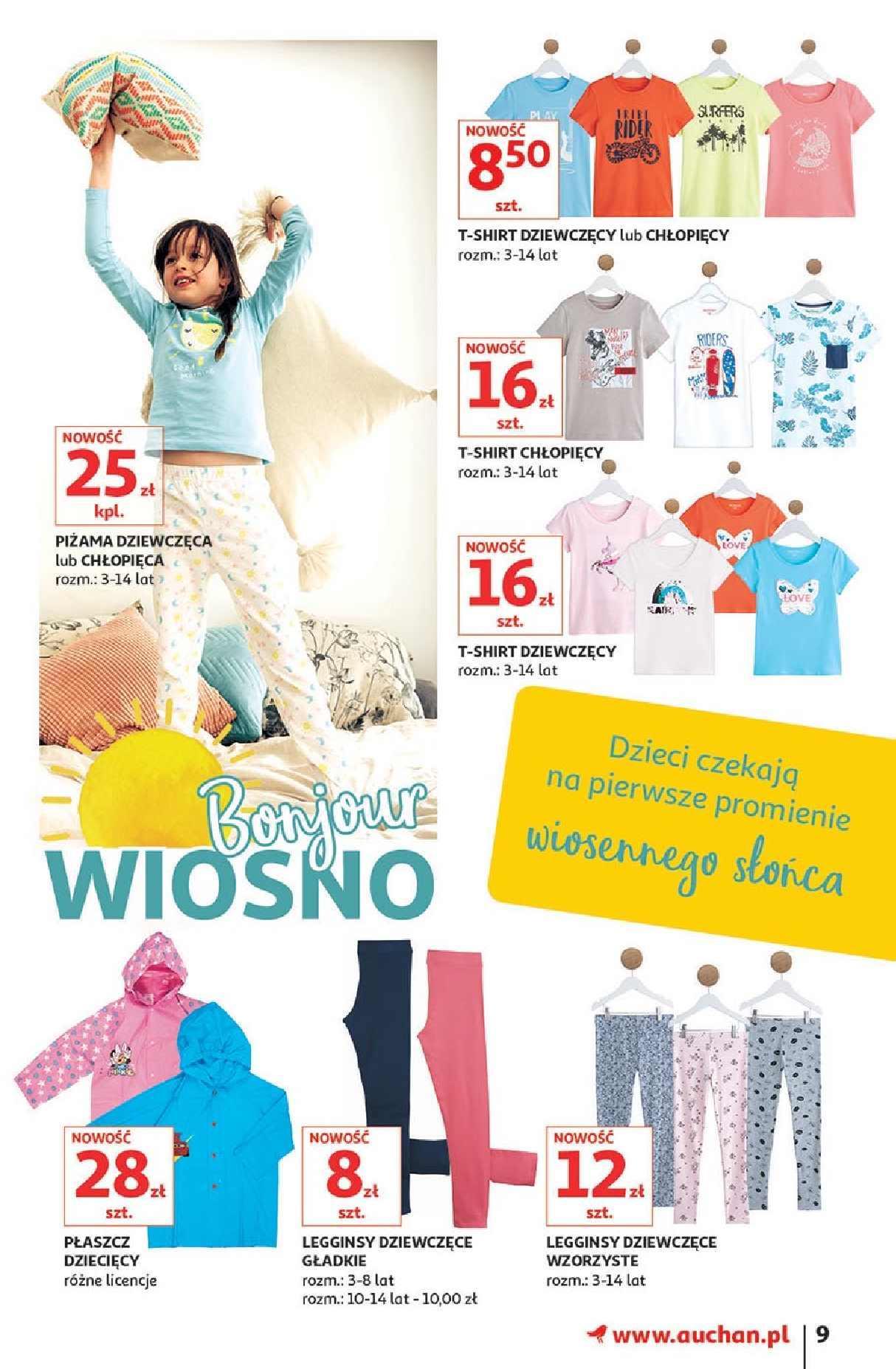 Gazetka promocyjna Auchan do 14/03/2019 str.9