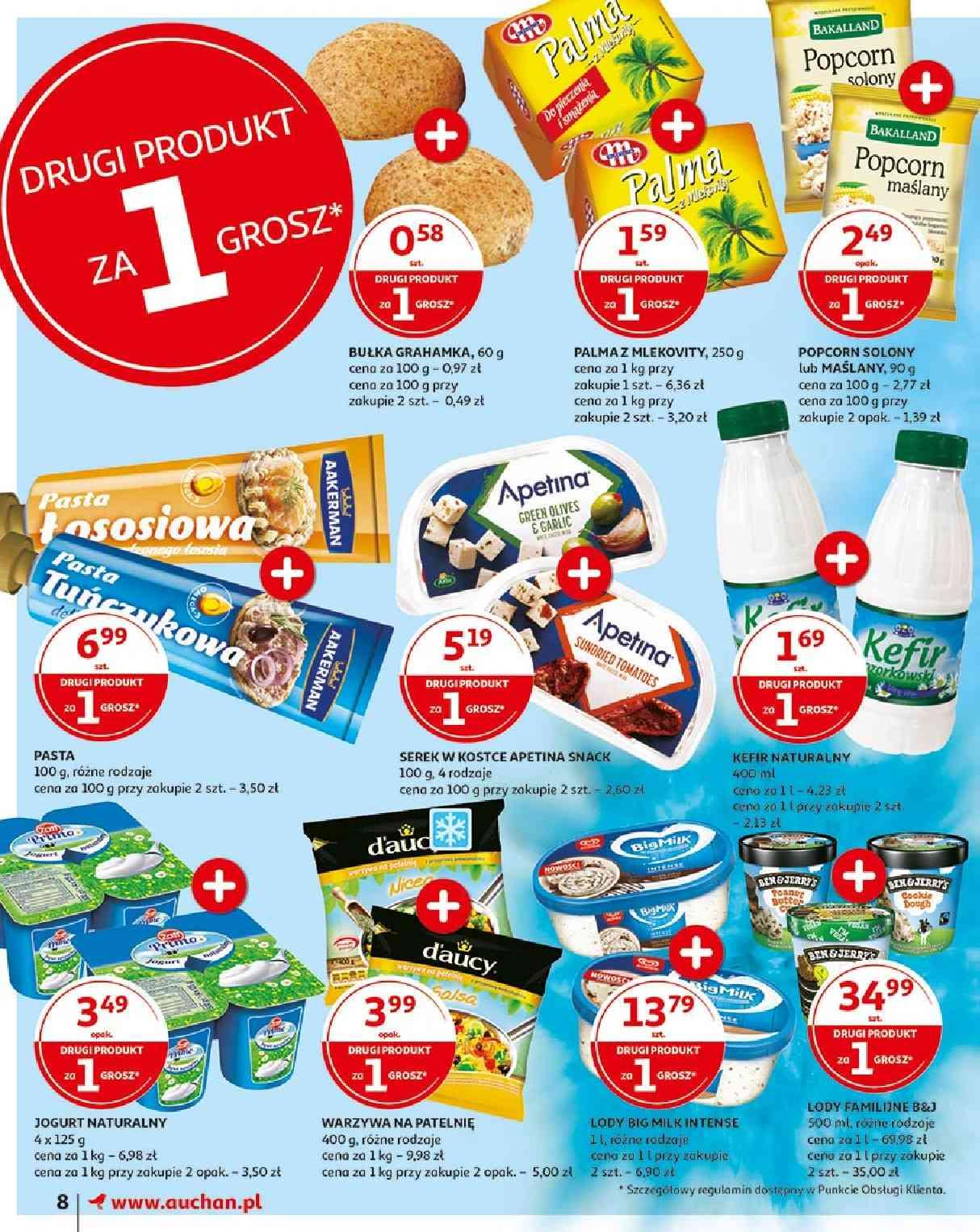 Gazetka promocyjna Auchan do 15/05/2019 str.8