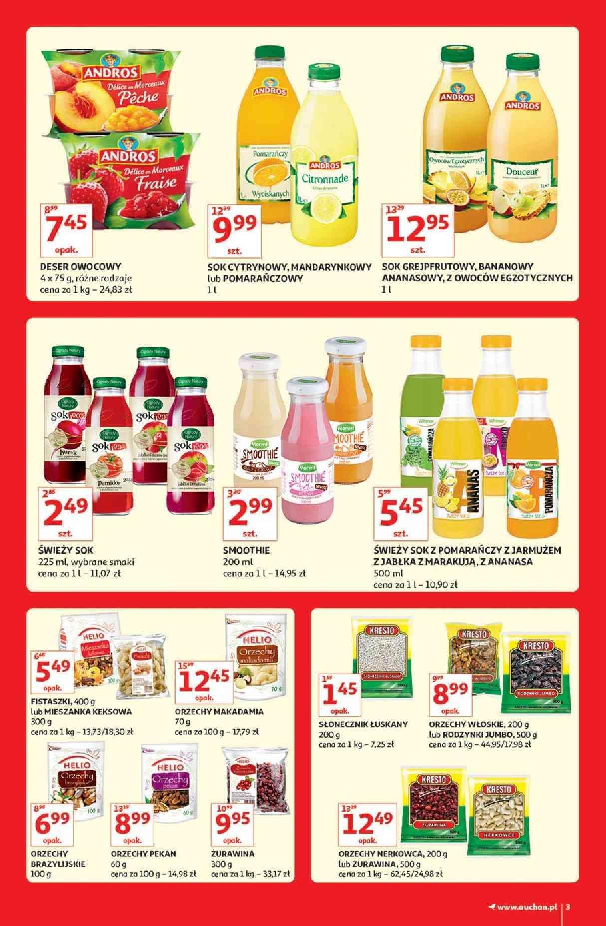 Gazetka promocyjna Auchan do 13/03/2019 str.3