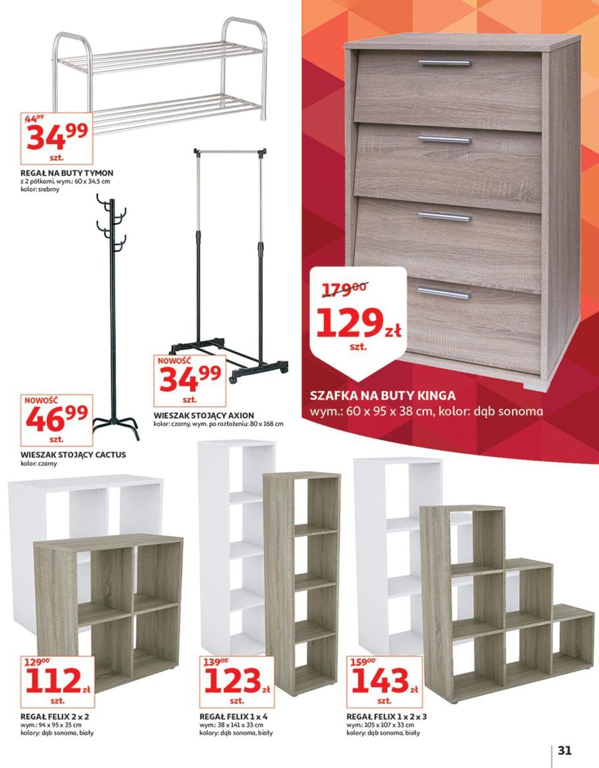 Gazetka promocyjna Auchan do 17/10/2018 str.30