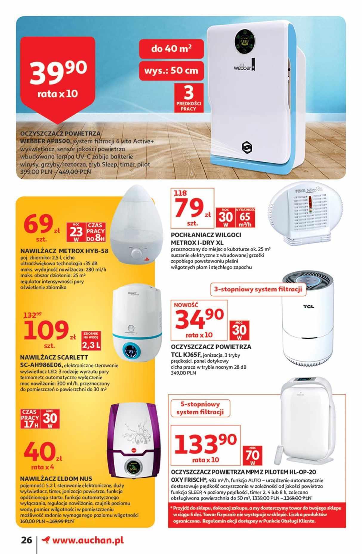 Gazetka promocyjna Auchan do 23/01/2019 str.26