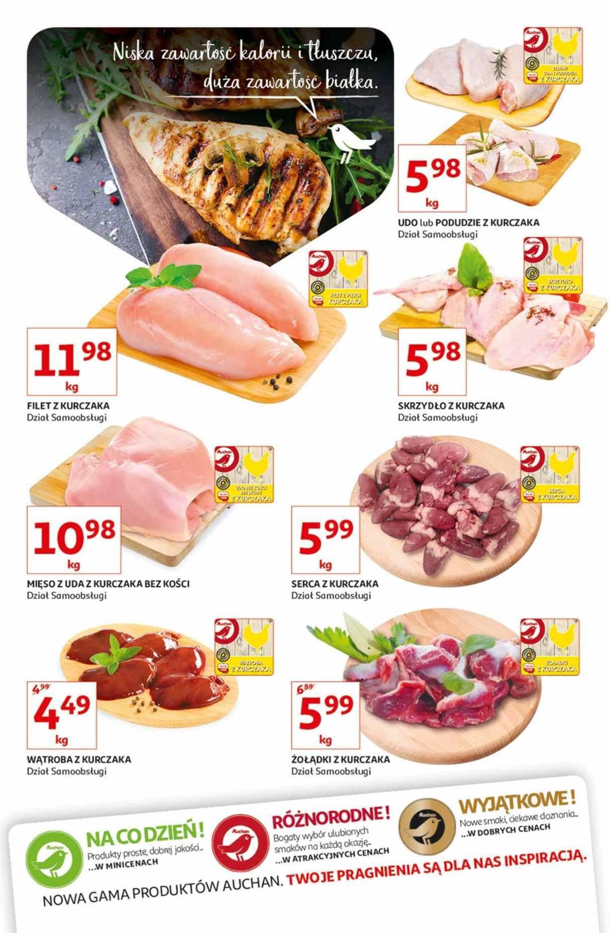 Gazetka promocyjna Auchan do 23/10/2019 str.4