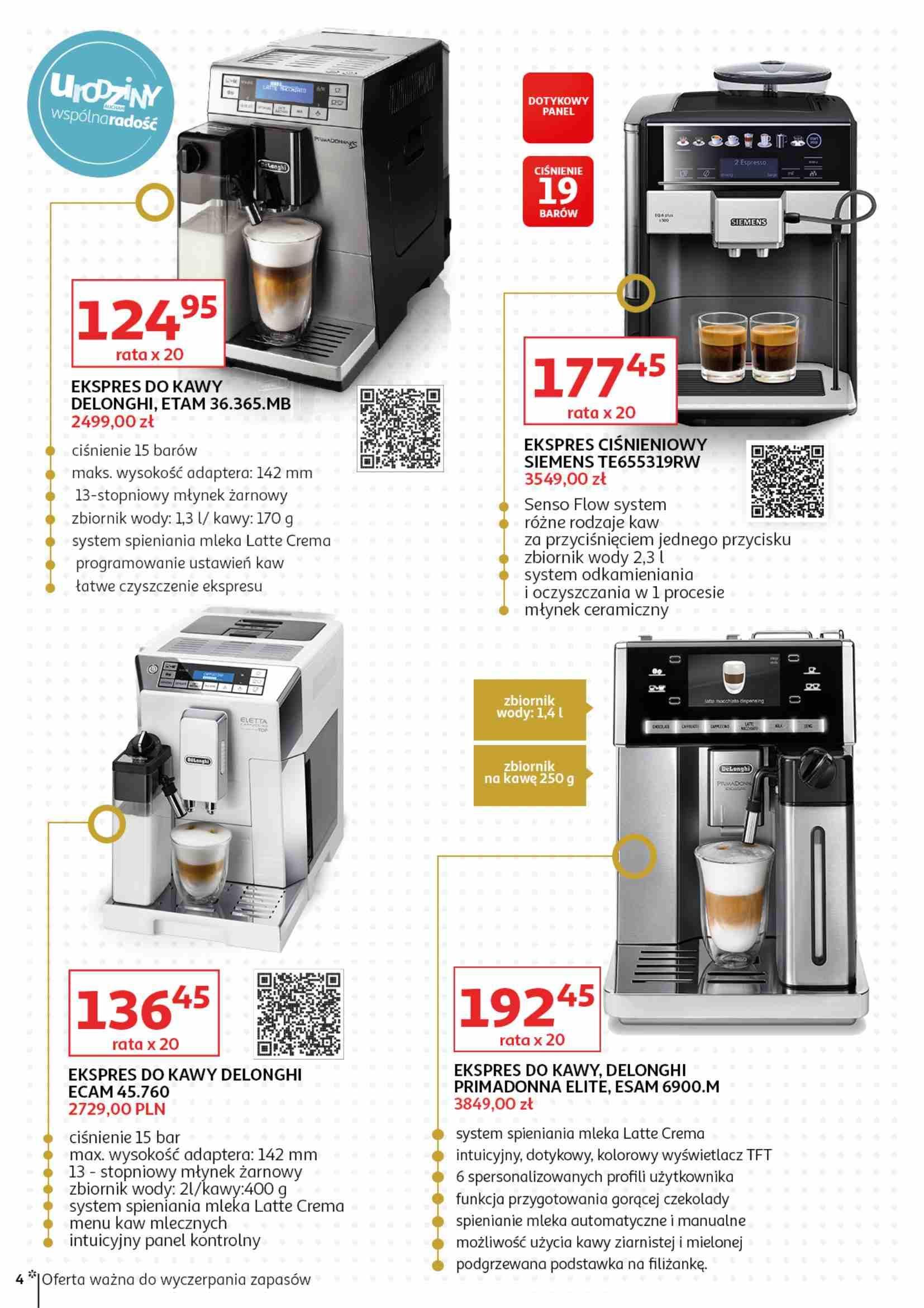 Gazetka promocyjna Auchan do 15/05/2019 str.4