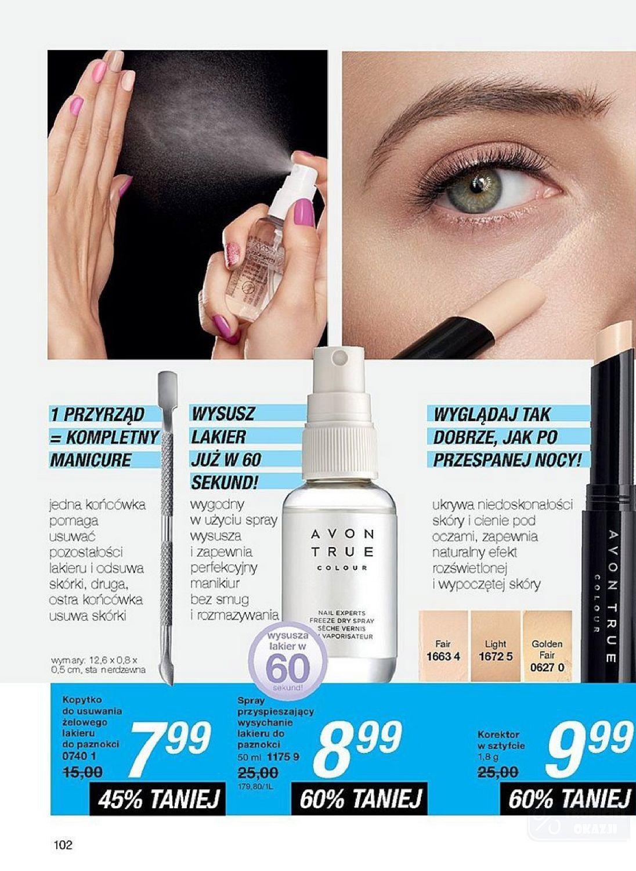 Gazetka promocyjna Avon do 26/09/2018 str.102
