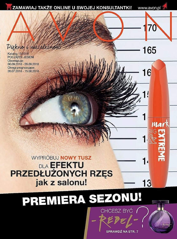 Gazetka promocyjna Avon do 26/09/2018 str.1