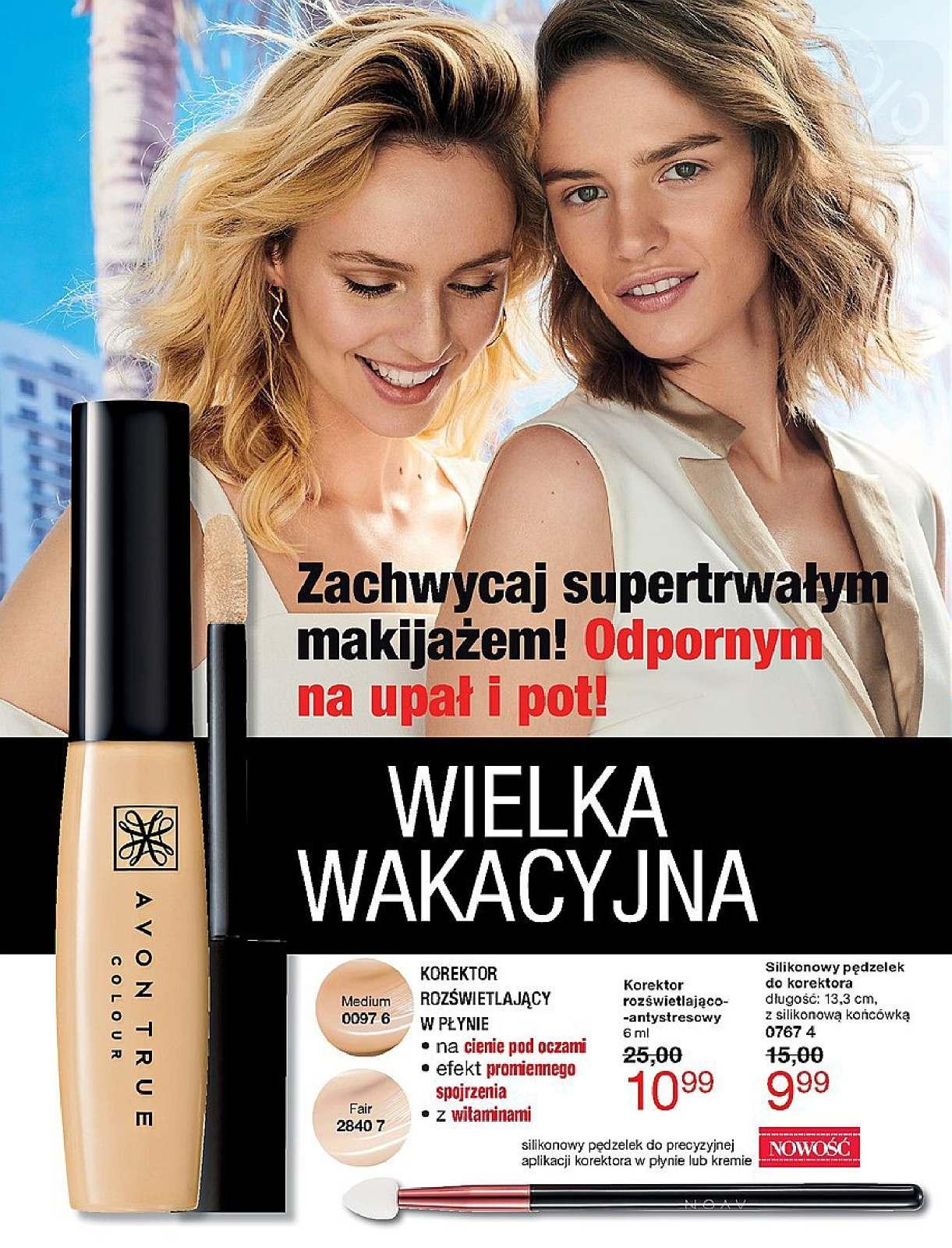 Gazetka promocyjna Avon do 25/07/2018 str.8