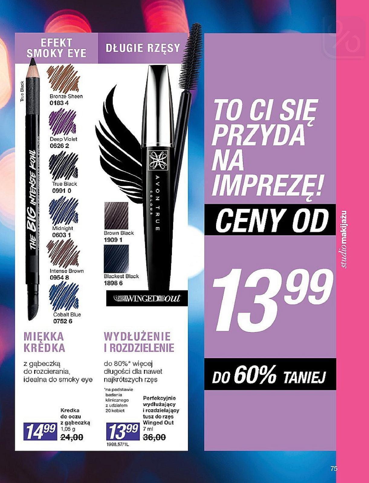 Gazetka promocyjna Avon do 25/07/2018 str.75