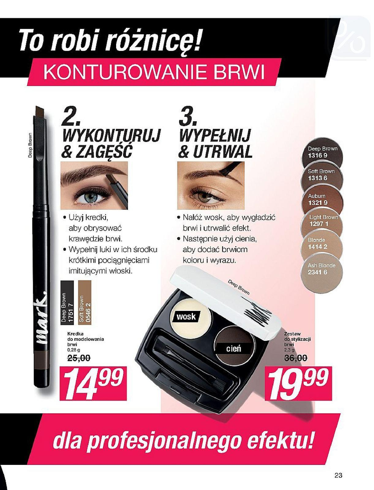 Gazetka promocyjna Avon do 25/07/2018 str.23