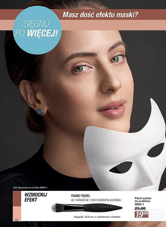 Gazetka promocyjna Avon do 26/09/2018 str.75