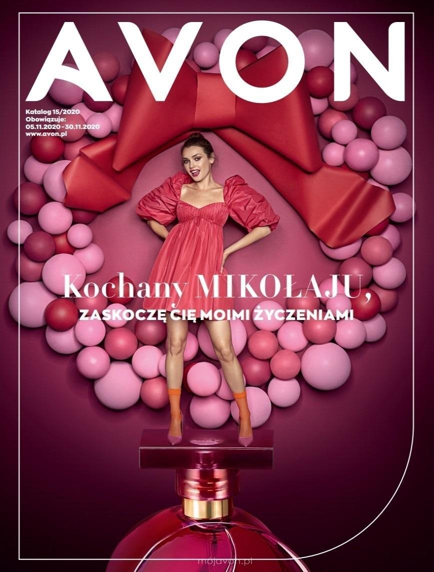 Gazetka promocyjna Avon do 30/11/2020 str.1