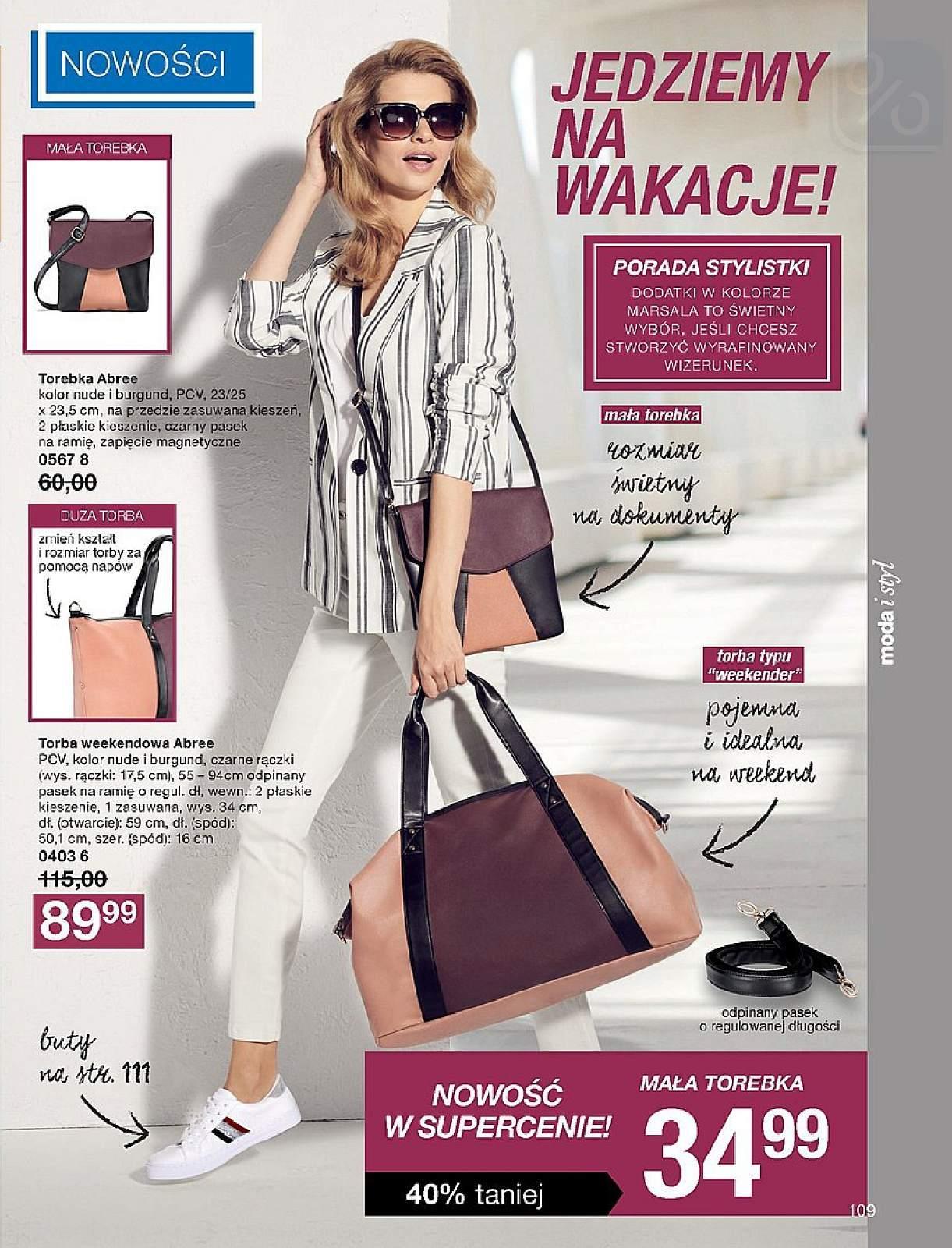 Gazetka promocyjna Avon do 25/07/2018 str.109