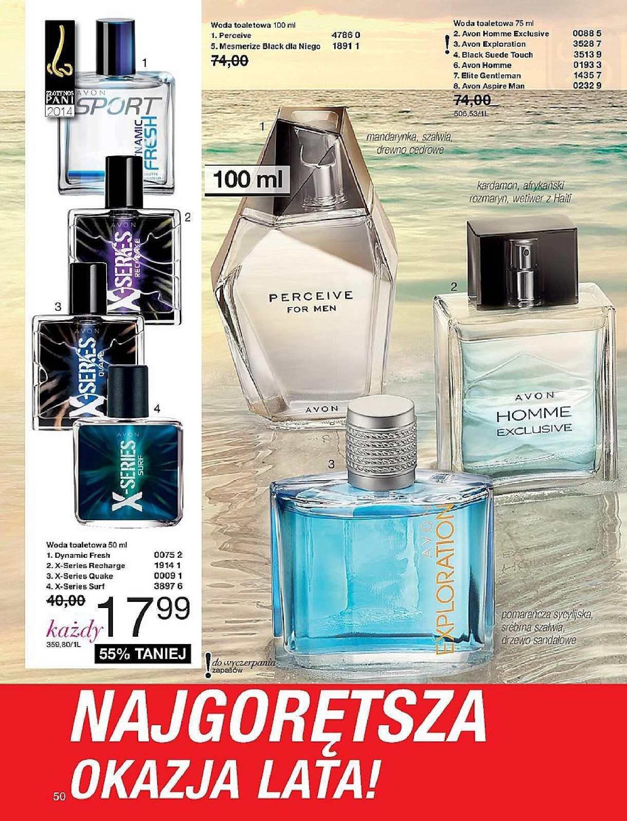 Gazetka promocyjna Avon do 25/07/2018 str.49