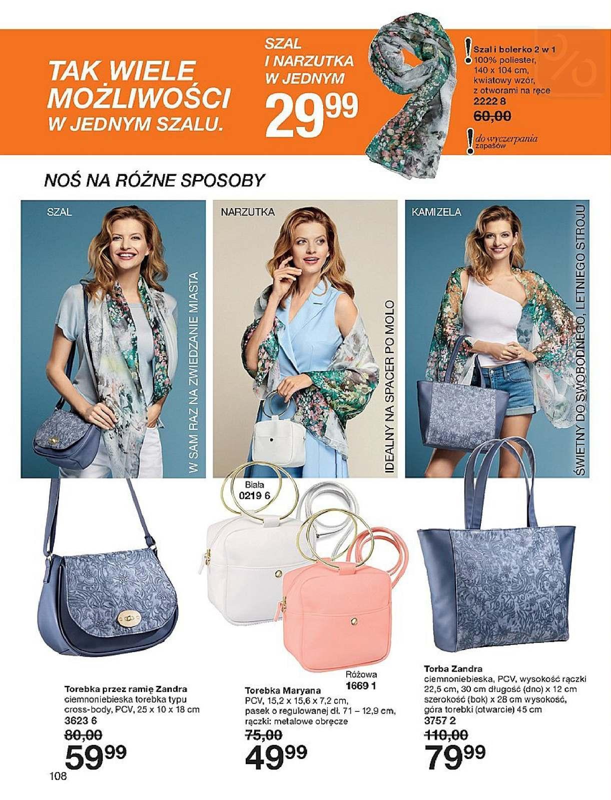 Gazetka promocyjna Avon do 25/07/2018 str.108