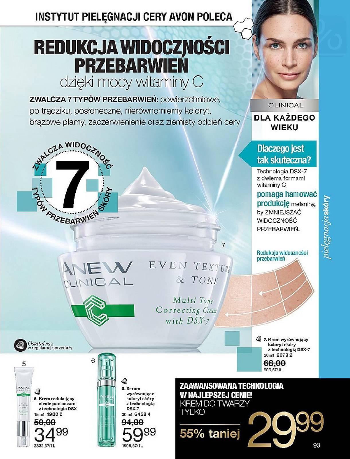 Gazetka promocyjna Avon do 25/07/2018 str.93