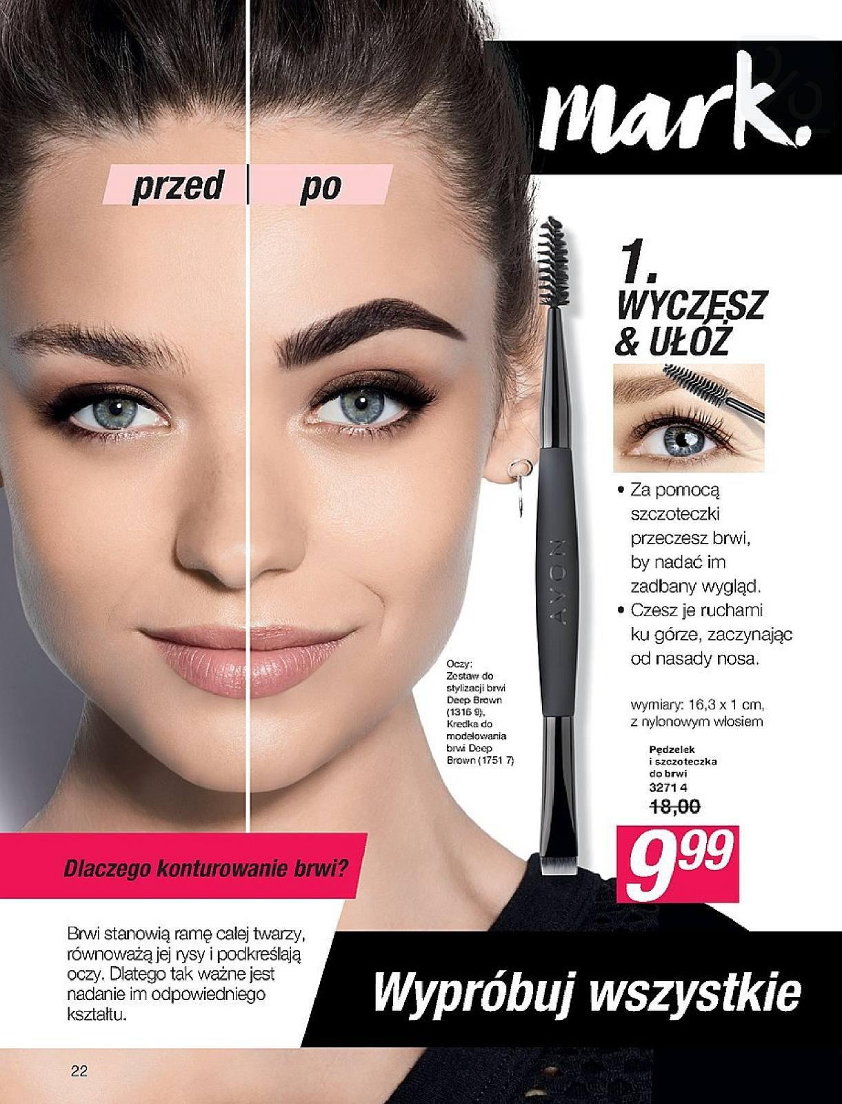 Gazetka promocyjna Avon do 25/07/2018 str.22