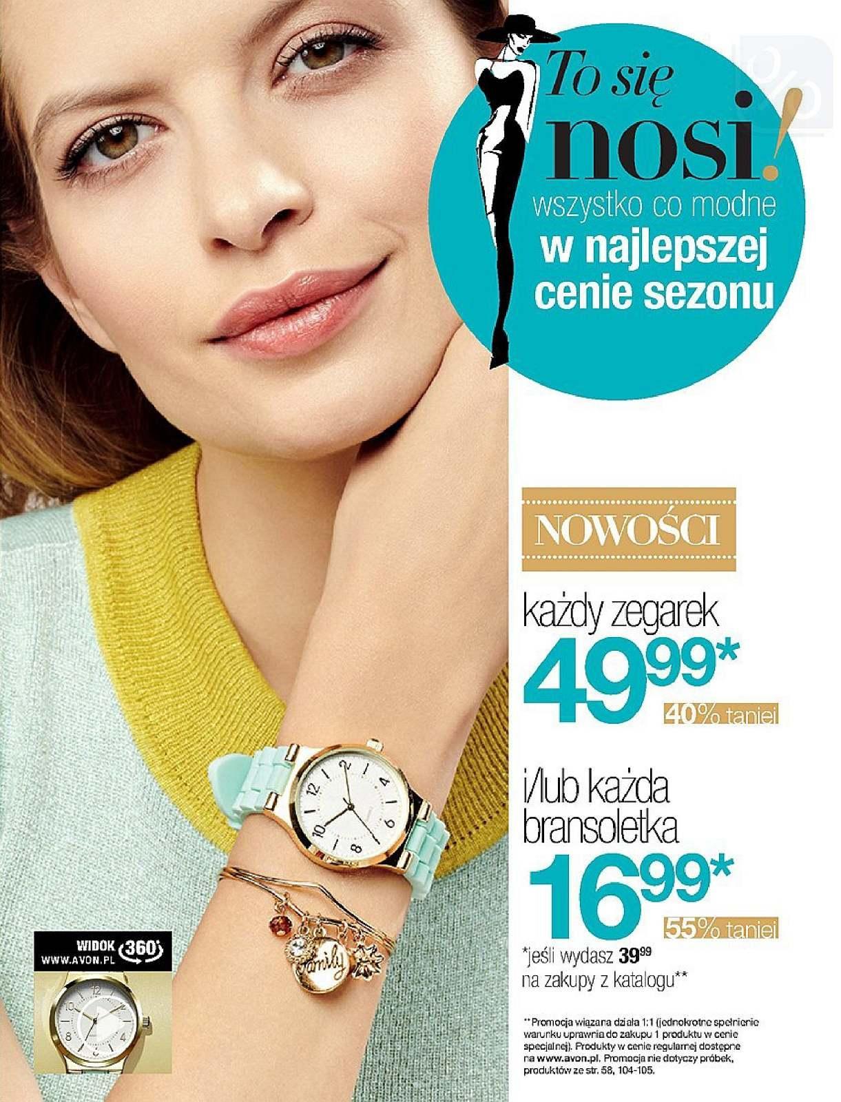 Gazetka promocyjna Avon do 25/07/2018 str.105