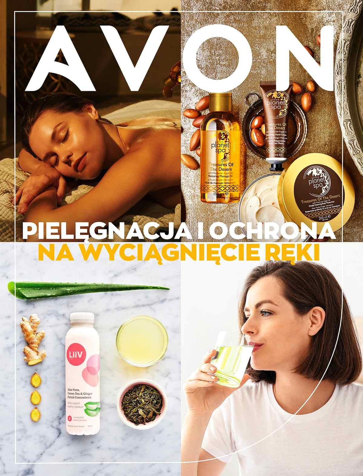 Gazetka promocyjna Avon do 31/10/2020 str.1