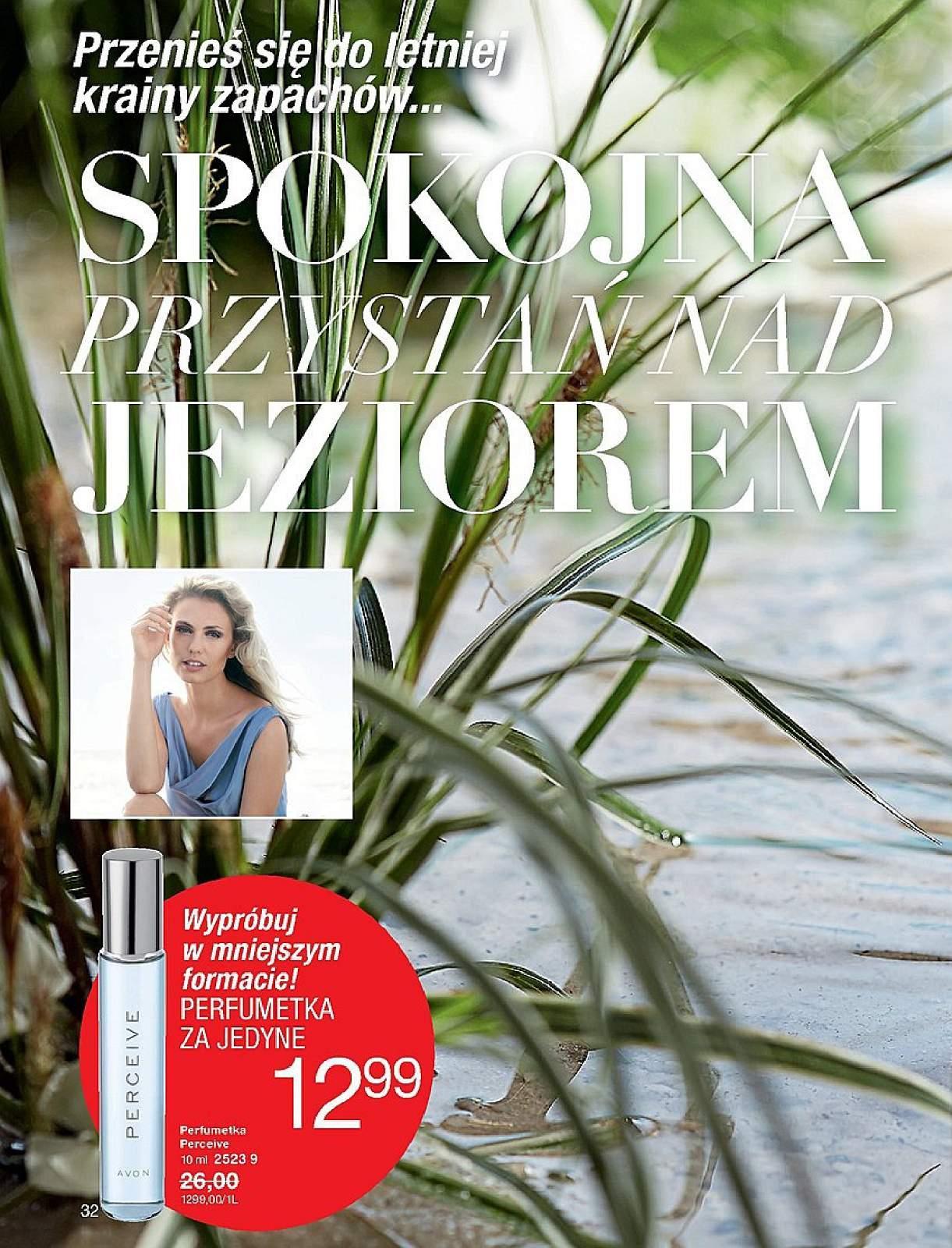 Gazetka promocyjna Avon do 25/07/2018 str.31