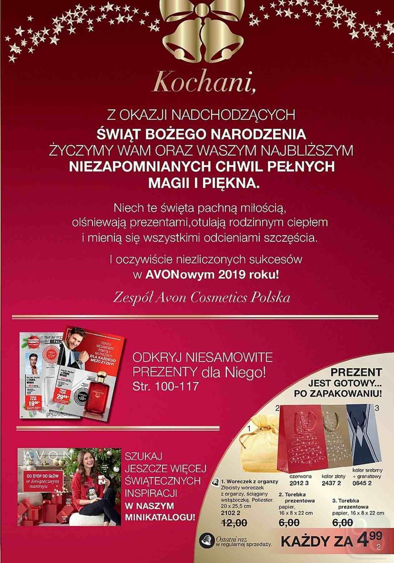 Gazetka promocyjna Avon do 27/12/2018 str.2