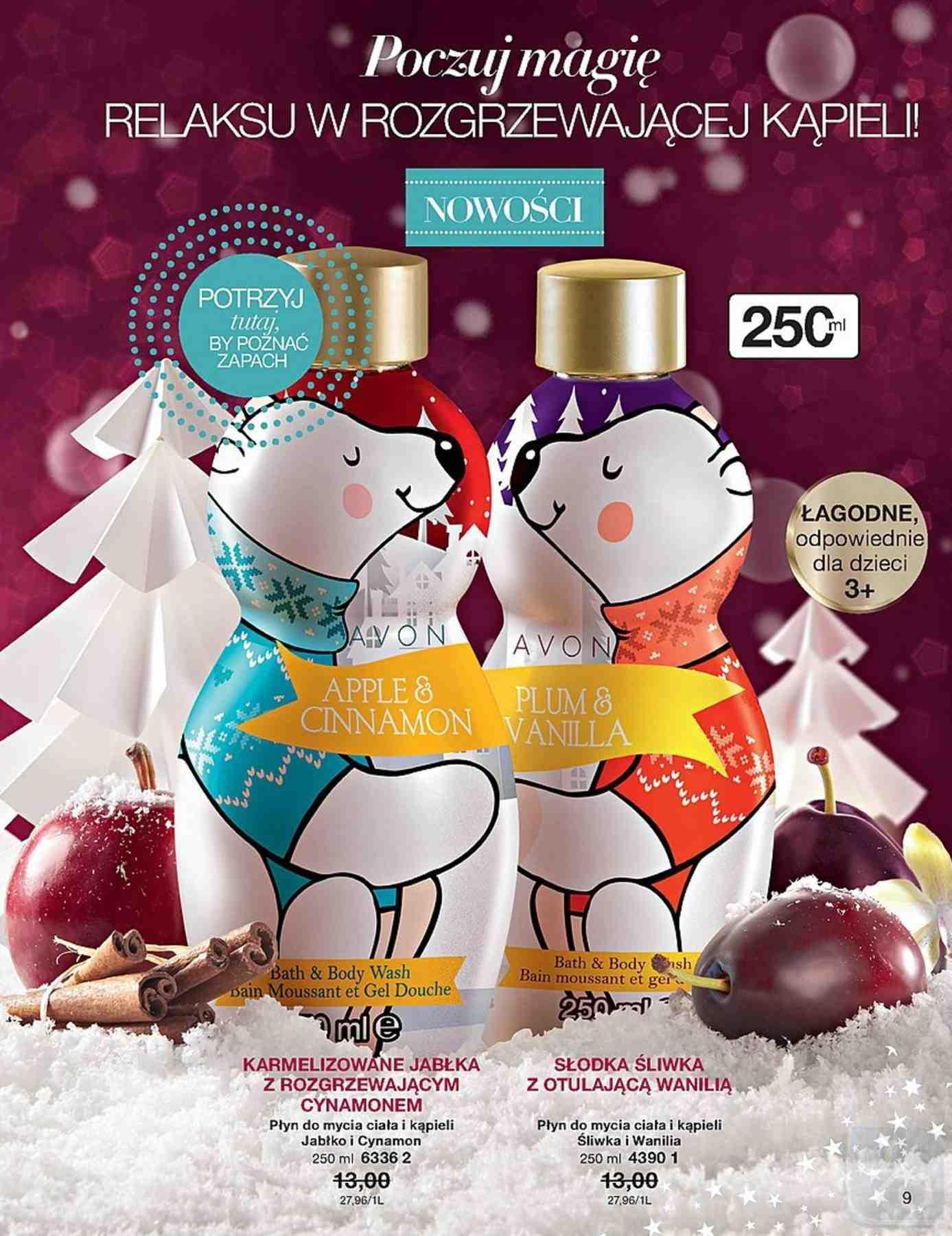 Gazetka promocyjna Avon do 27/12/2018 str.9