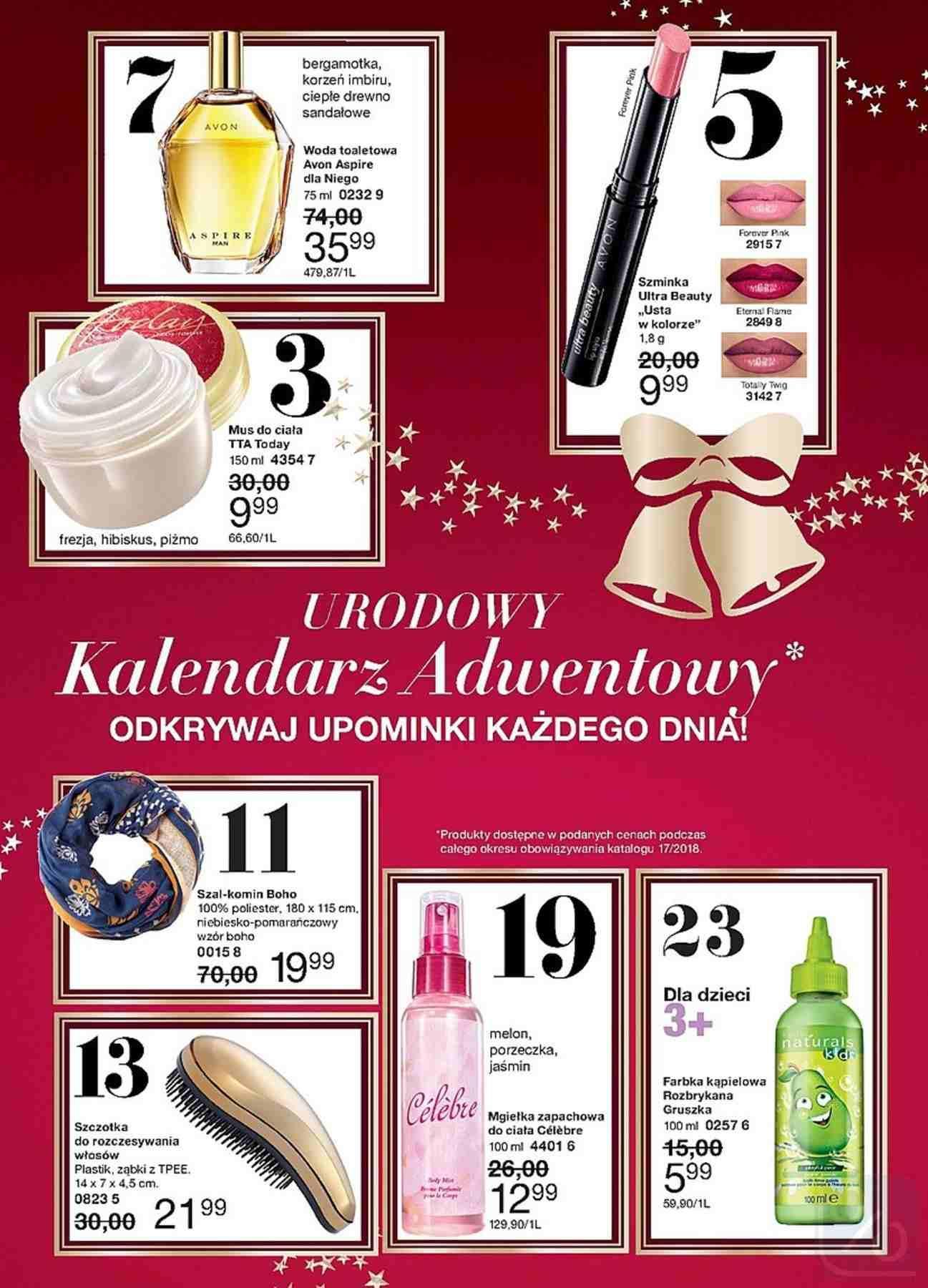 Gazetka promocyjna Avon do 27/12/2018 str.4
