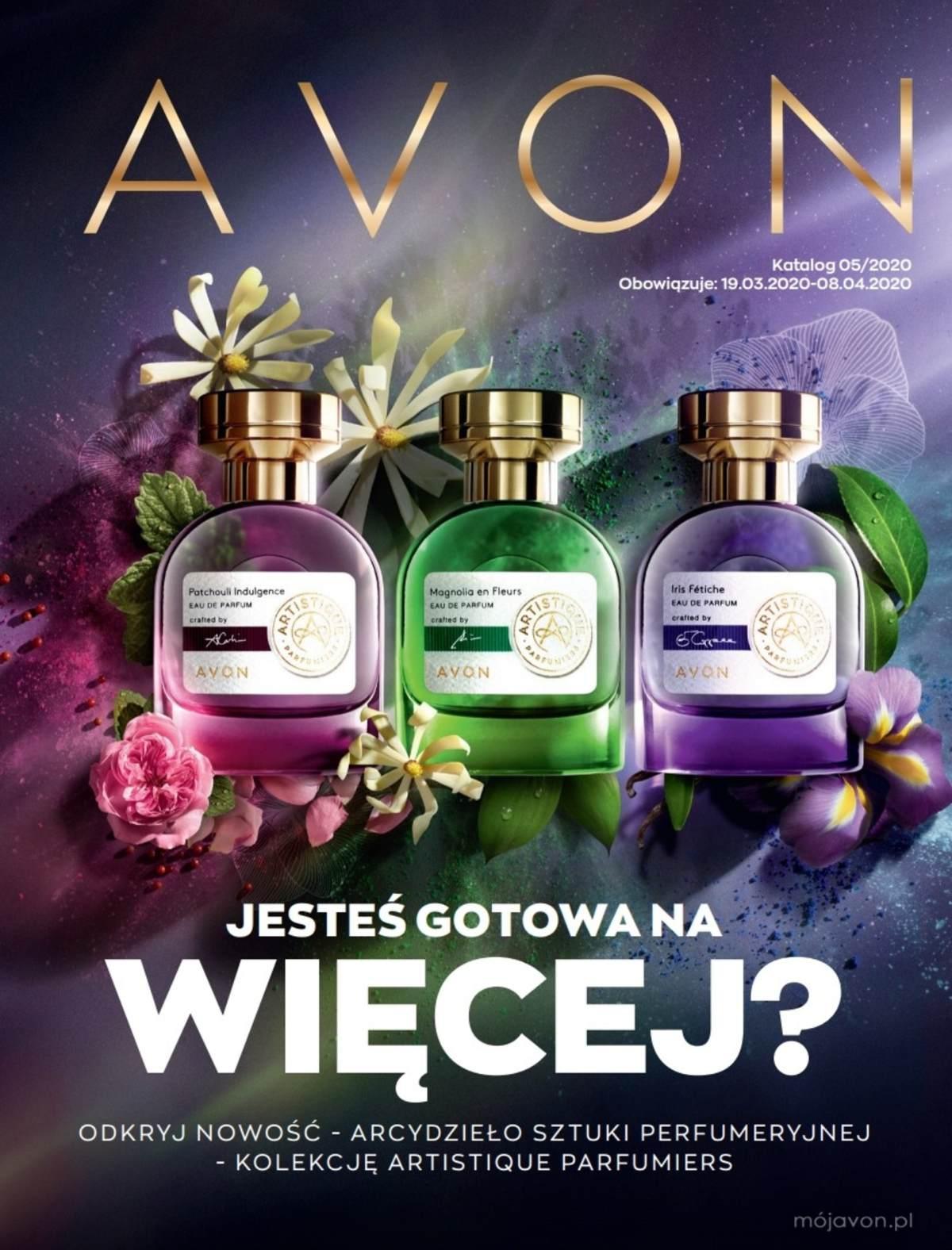 Gazetka promocyjna Avon do 08/04/2020 str.1