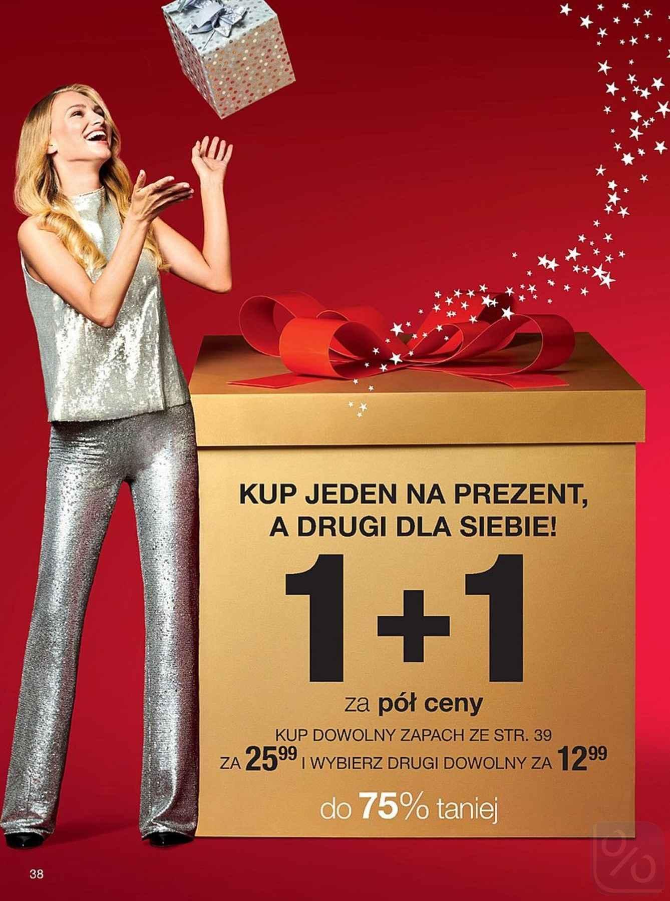 Gazetka promocyjna Avon do 27/12/2018 str.38