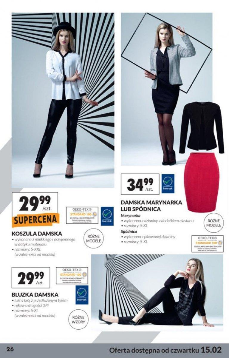Gazetka promocyjna Biedronka do 28/02/2018 str.10