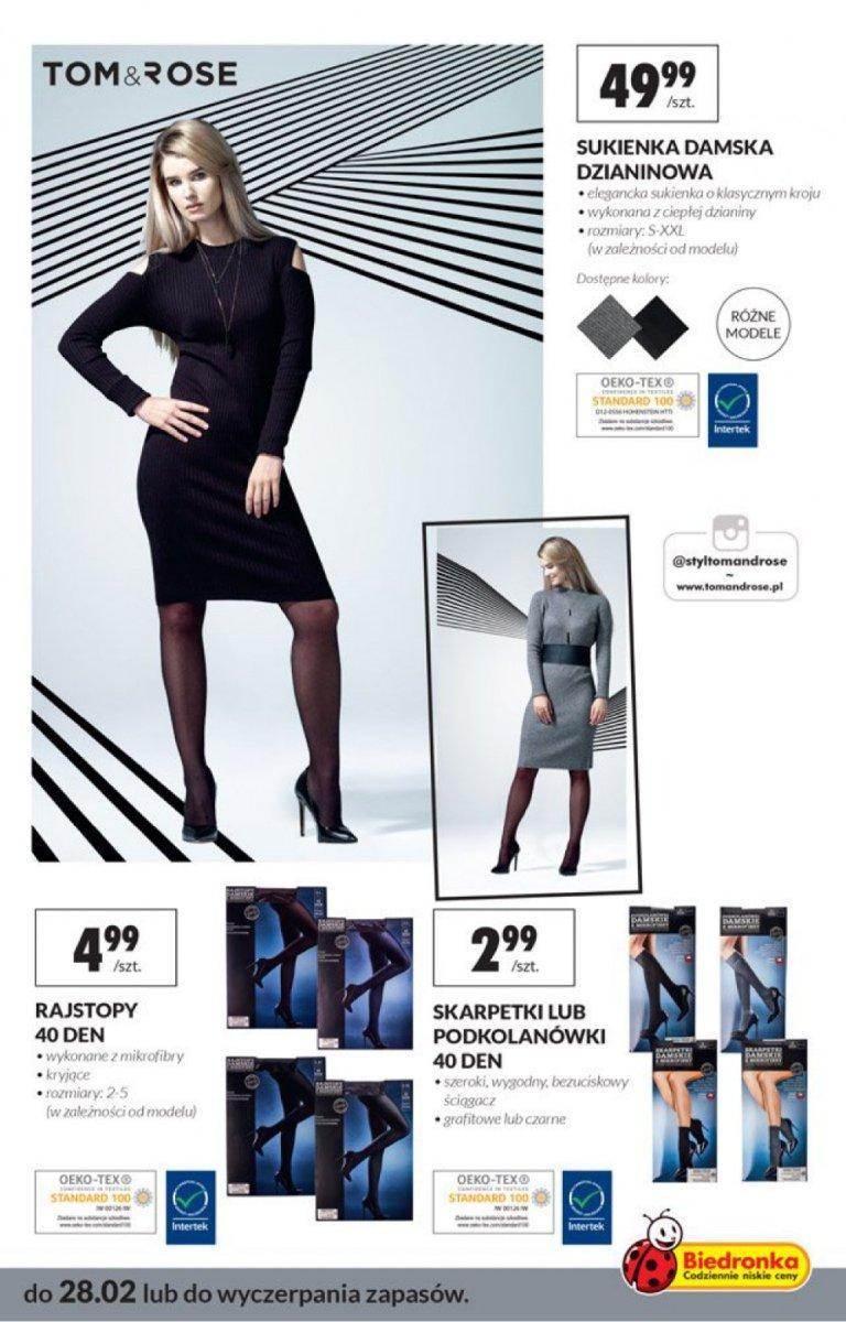 Gazetka promocyjna Biedronka do 28/02/2018 str.8