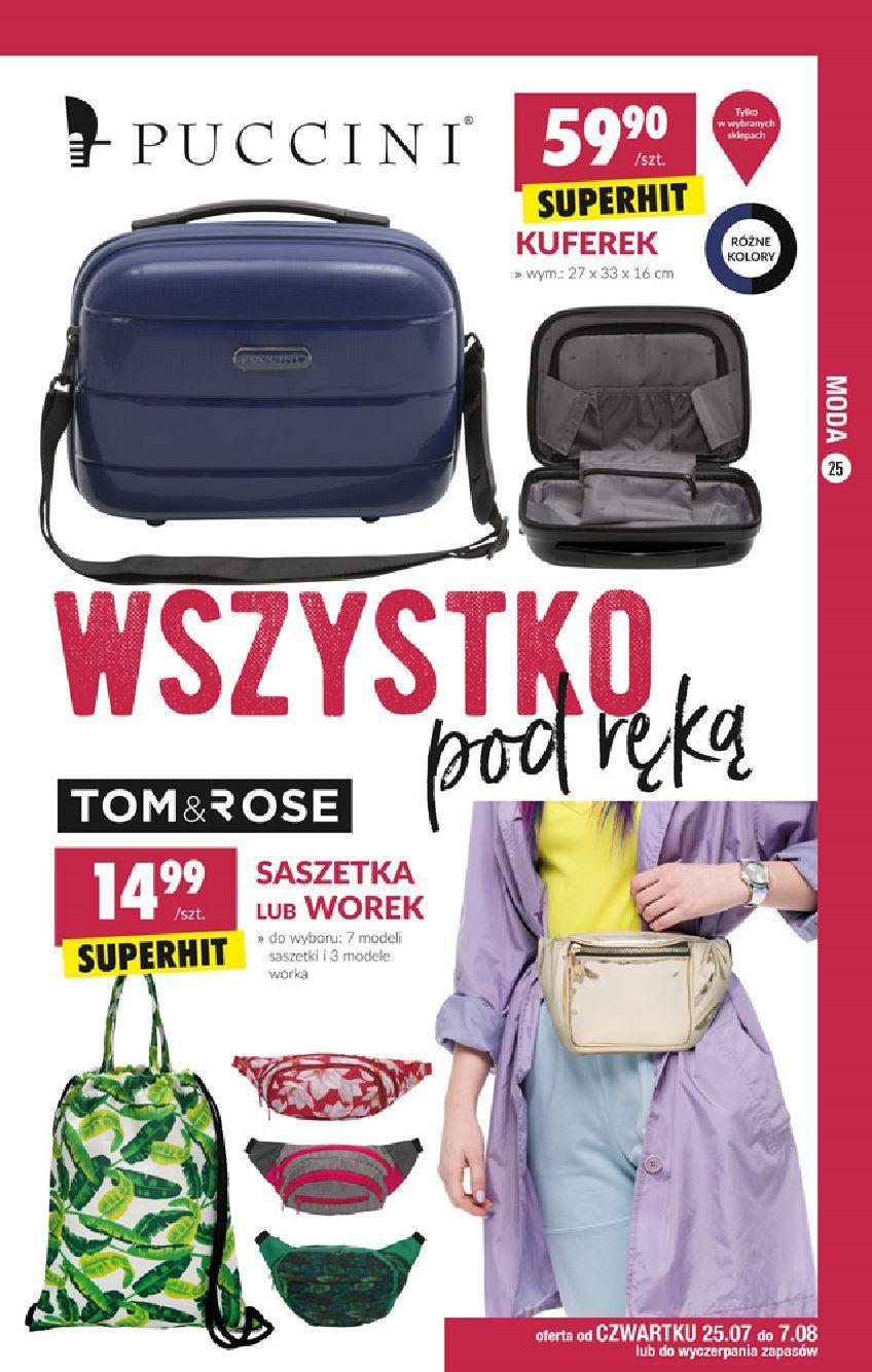 Gazetka promocyjna Biedronka do 07/08/2019 str.24